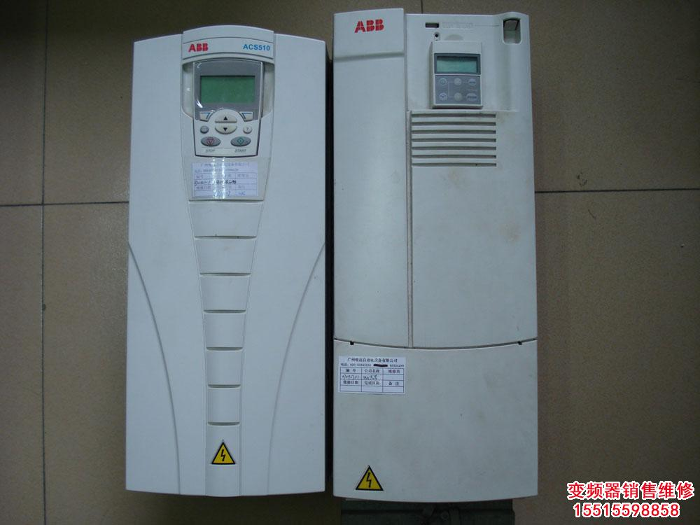 ABB变频器常见故障维修
