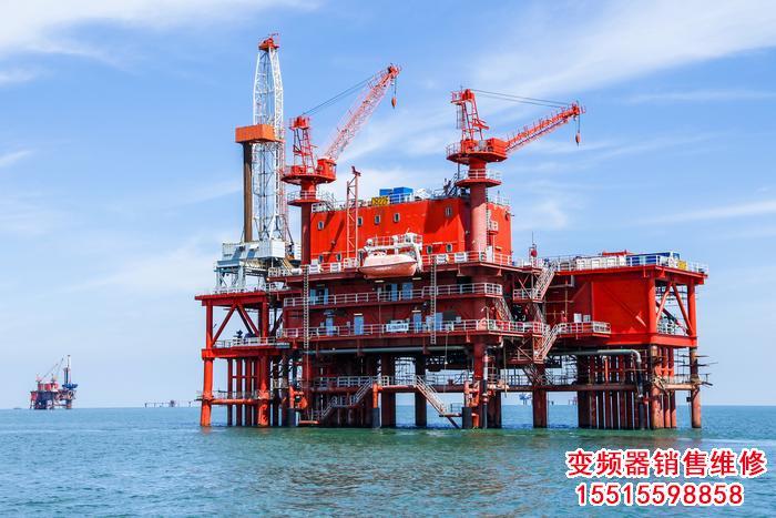 ABB为中国首个大型浅海油田供设备